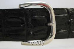 Handmade Sterling Silver (. 925) Belt Buckle