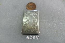 Sterling silver. 925. Vintage buckle belt