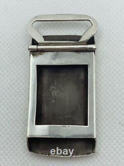 Vintage Tiffany & Co. Sterling Silver 925 Belt Buckle